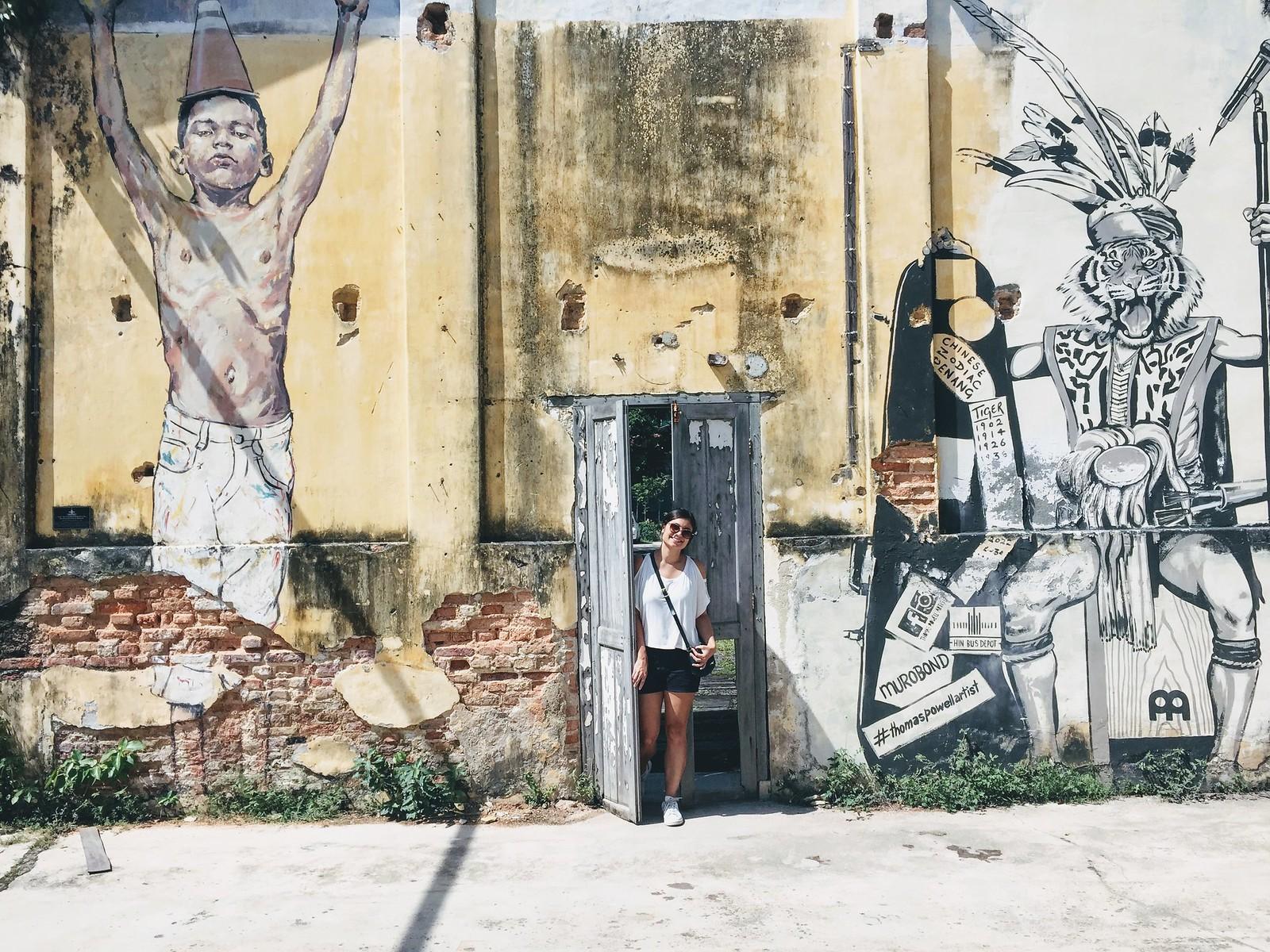 Finding street art
