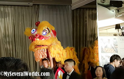 Lion Dance, New Taipei City Year End Reception