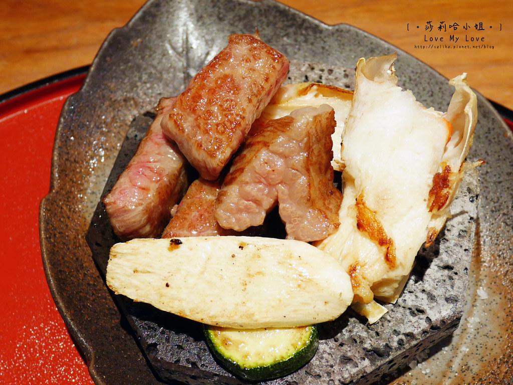 光琳割烹日本料理大安店秋田牛