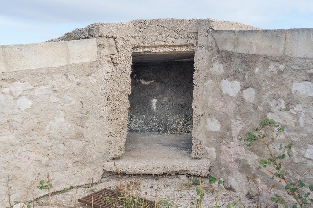 Mar 61a, Fort St Nicolas et souterrain caserne d'Aurelle - Page 3 27678433839_119815161e_b