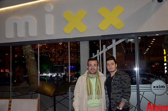 Mustafa Gökçe ve yeğeni Burhan Kasapoğlu
