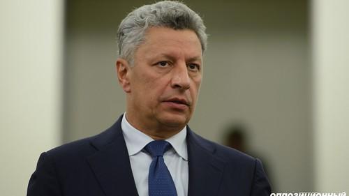 Юрій Бойко: «ОПОЗИЦІЙНИЙ БЛОК вимагає скасування пенсійної та медичної реформ»