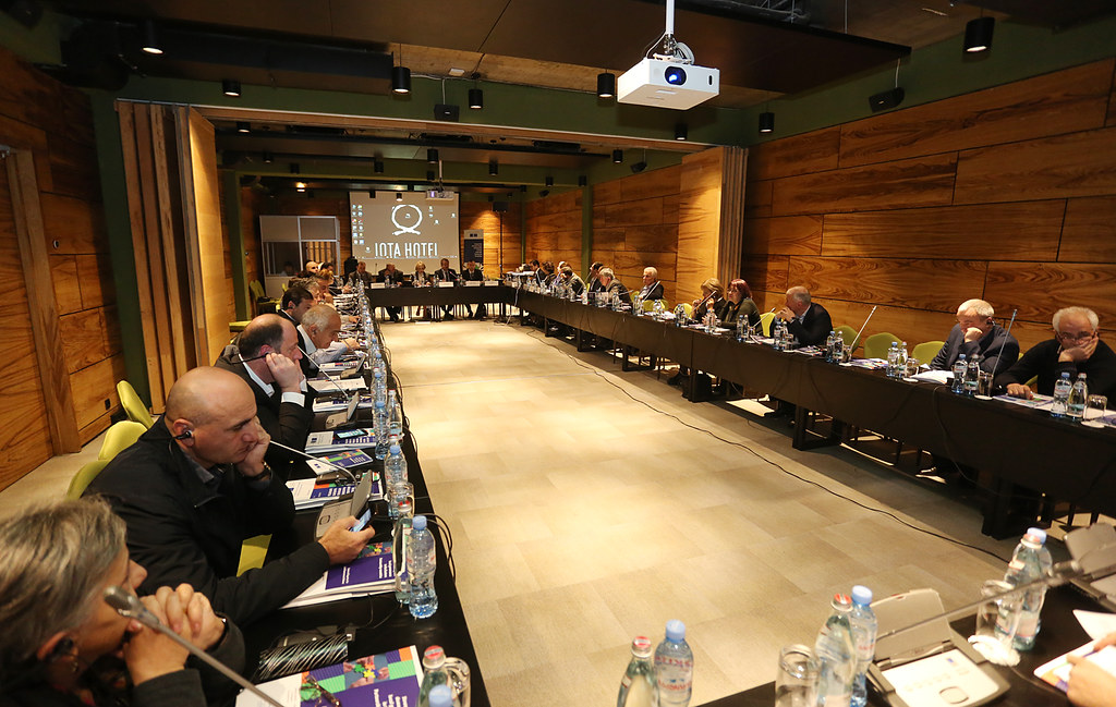 TBILISI: Workshop on reporting local finance benchmarking