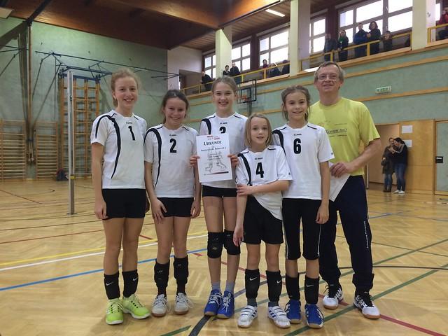 U13 Turnier in Purgstall 10.12.2017