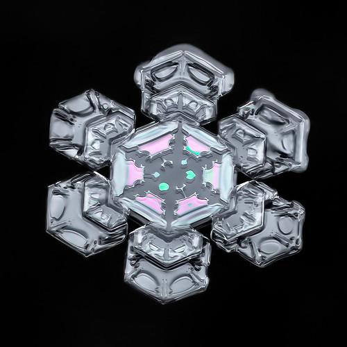 Snowflake-a-Day No. 22