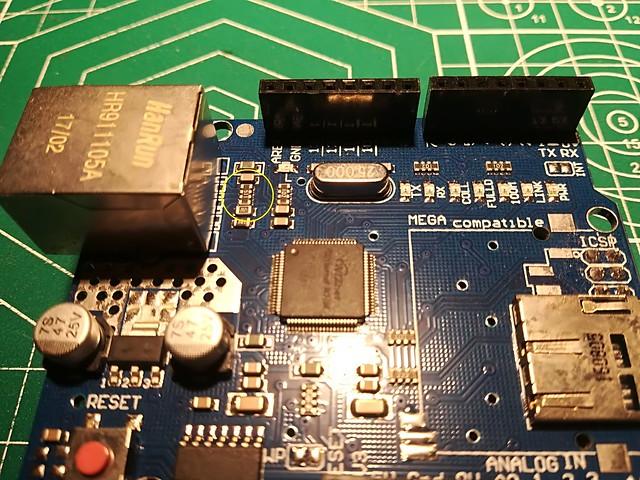 ethernet resistors 2