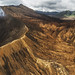 Indonesia - Bromo Aerial Panorama by 030mm-photography
