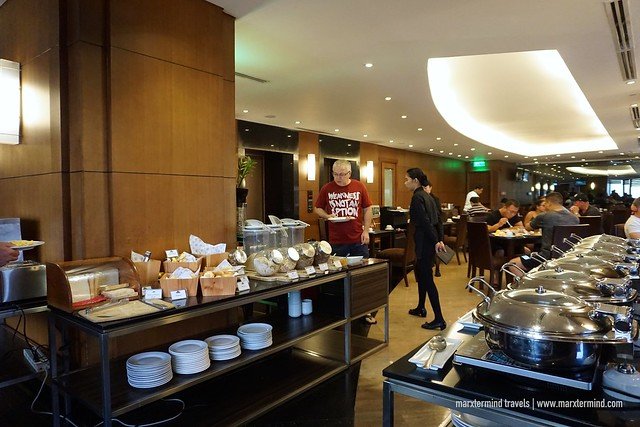 Breakfast Buffet at Bistro - City Garden Hotel Makati