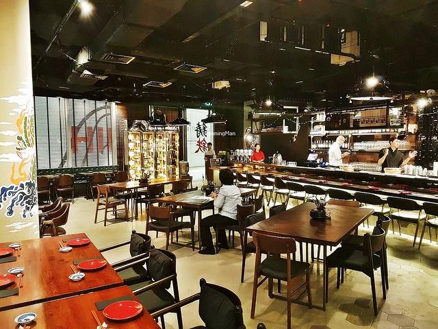 Cast Iron Restaurant Interior
