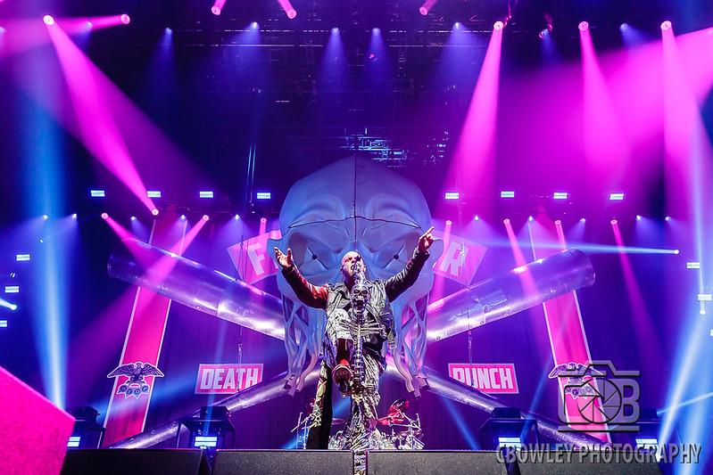 20171217 - Five Finger Death Punch - Arena Birmingham - 17122017 - 1