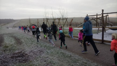Gedling junior parkrun 17th december 17