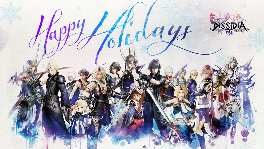 Square Enix - Dissidia Final Fantasy NT