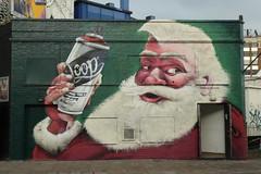Shoreditch graffiti & street art