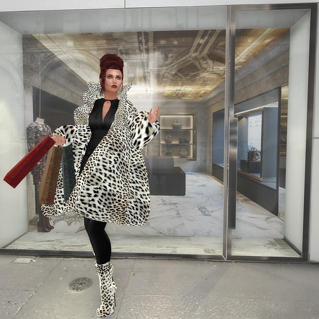 Leopard, Sascha's Designs