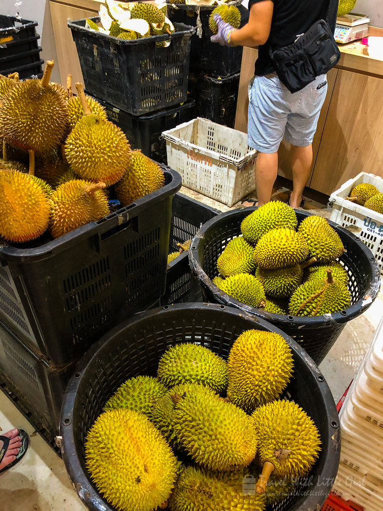 Best Durians in Singapore