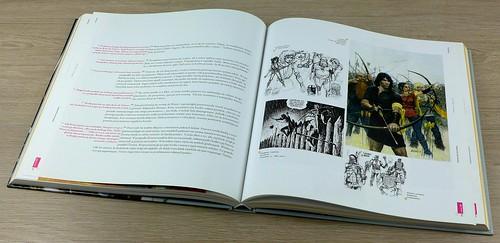 Rosinski Artbook Thorgal 40 lat 10