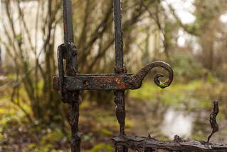 Old Gate Latch