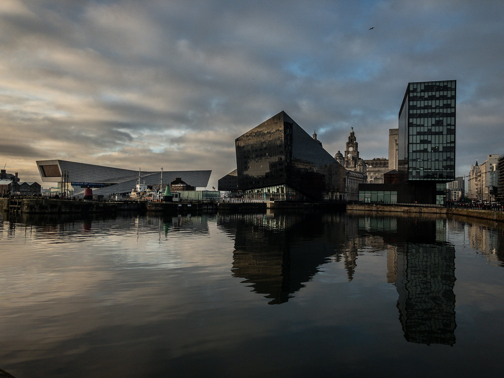 Albert Docks