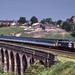 47452 08.50 Liverpool-Newcastle, Medlock Vale Viaduct 19.06.1988