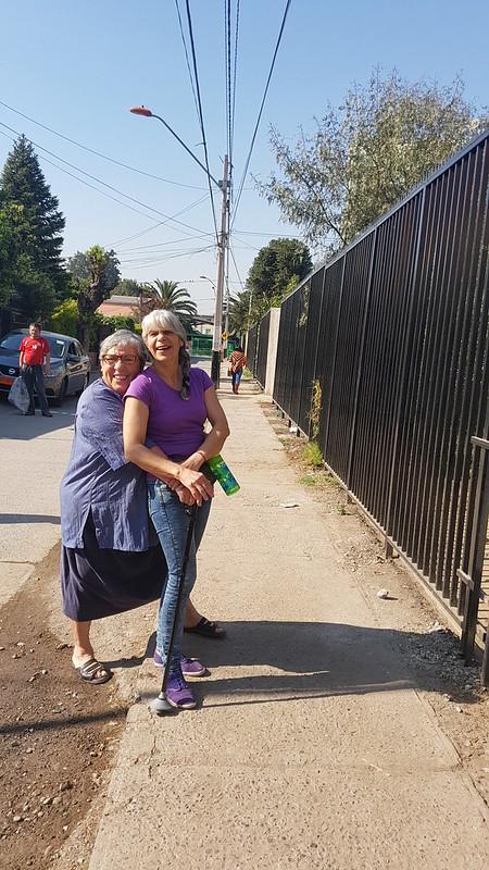 Cierros Perimetrales de Copropiedades - Barrio Eusebio Lillo– Conchalí