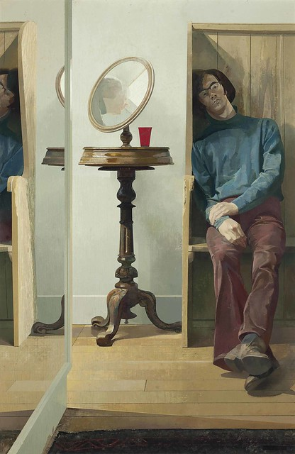 Norman Blamey - Reflections