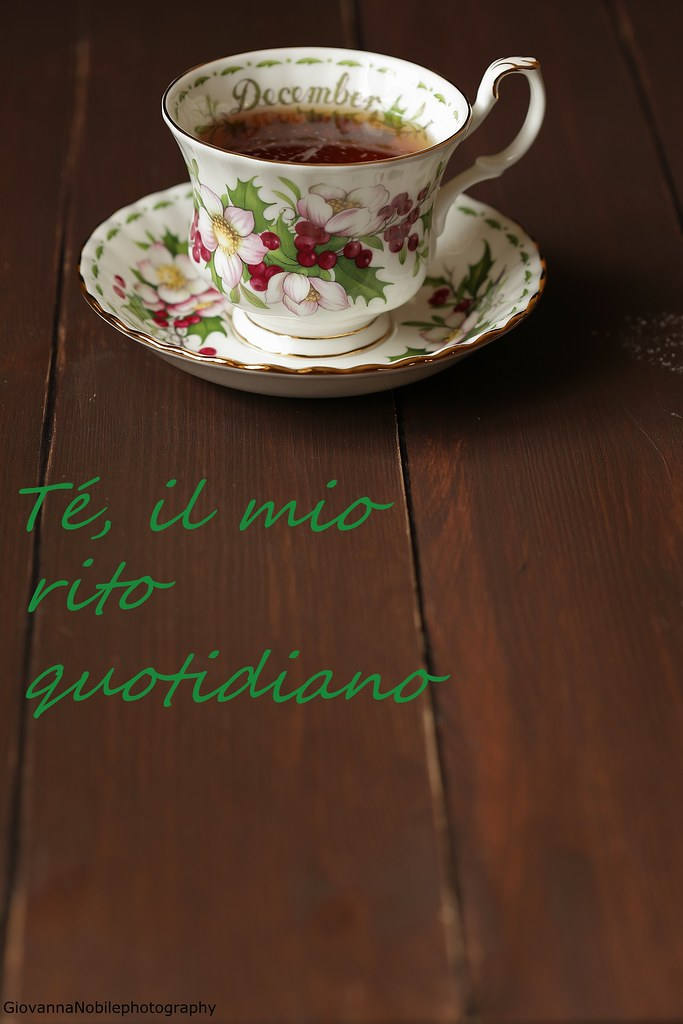 Tazza di té 1