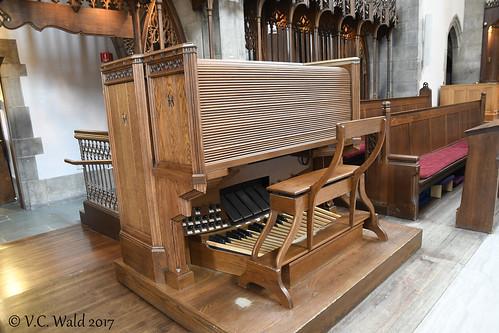 E.M. Skinner Opus 634 organ, Rockefeller Memorial Chapel