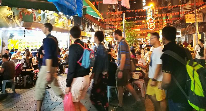 Hong Kong Temple Market | www.wearejuanderers.com
