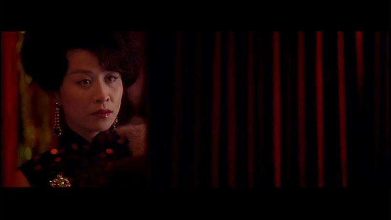 ウォン・カーウァイ監督映画「2046」に出演したカリーナ・ラウの画像