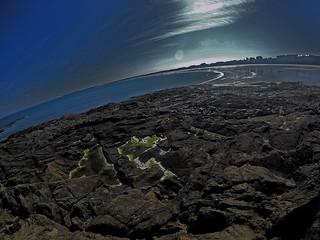Rocks of Saint Malo