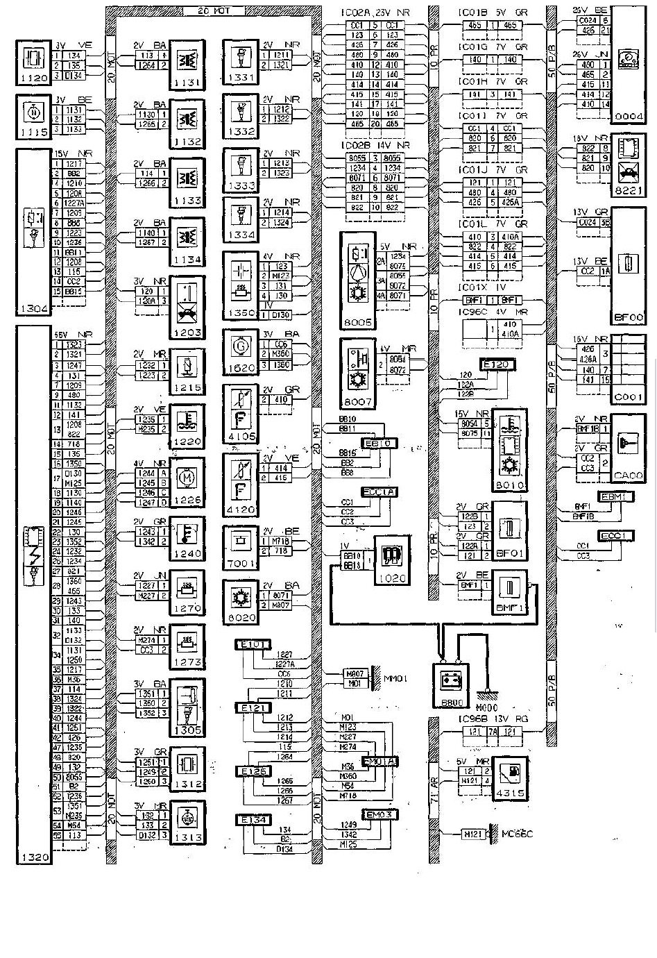 peugeot 306 window wiring diagram wiring diagram - electrical forum - peugeot 306 gti-6 ... peugeot 306 meridian wiring diagram