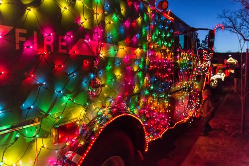 2017 Flagstaff Holiday of Lights Parade