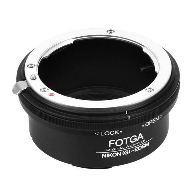 Nikon G EOS EF-M Lens Adapter