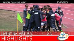 Liventina-Virtus V. del 10-12-17