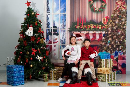 Santa at Teecs-71