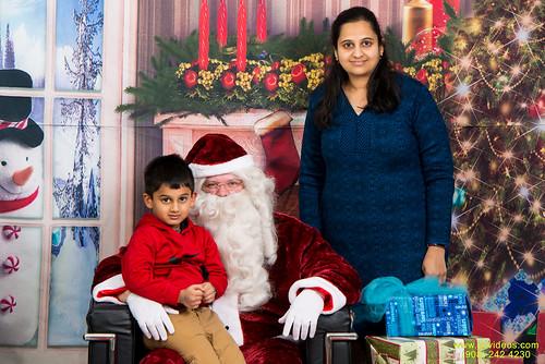 Santa at Teecs-108