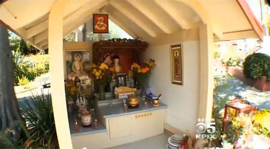 Cetiya kecil di Oakland, AS membawa dampak besar bagi lingkungan. Foto: Youtube