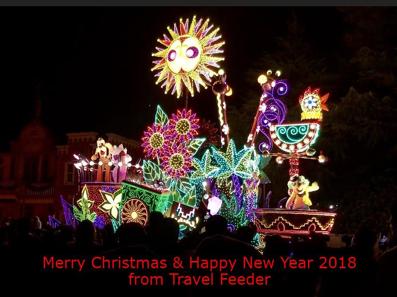 Merry Christmas Tokyo Disneyland