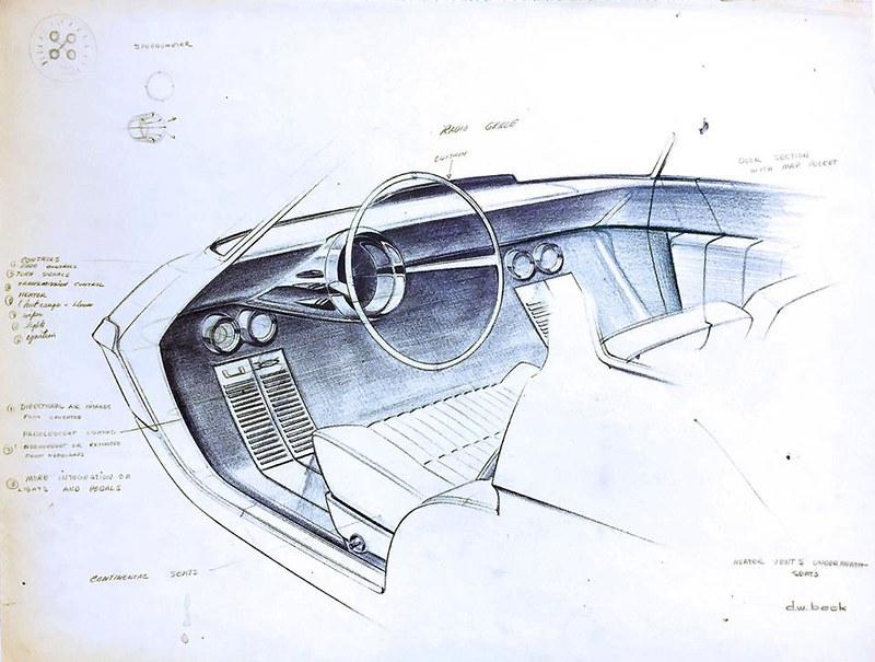 Ford Unitron, 1961