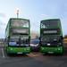 Nu Venture TA655 (LK05GHB) and TA142 (V142MEV)