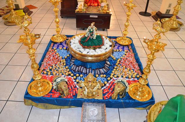 2017 Raja Matangi Homa