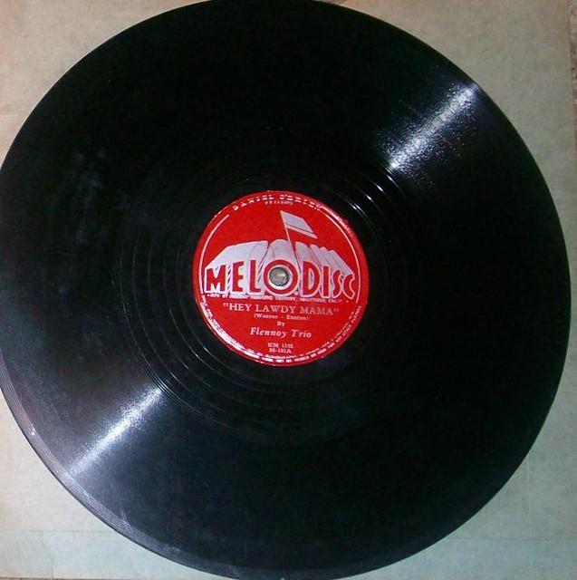 Record78FlennoyTrio