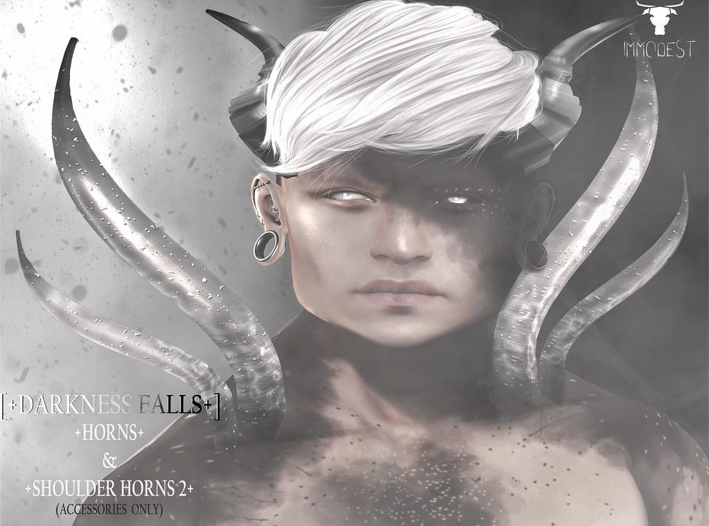[+Darkness Falls+] +Horns+ - TeleportHub.com Live!