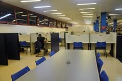 Salão de leitura