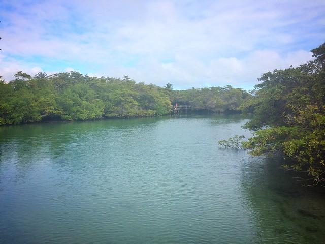 Laguna de las Ninfas, Puerto Ayora, Galapagos