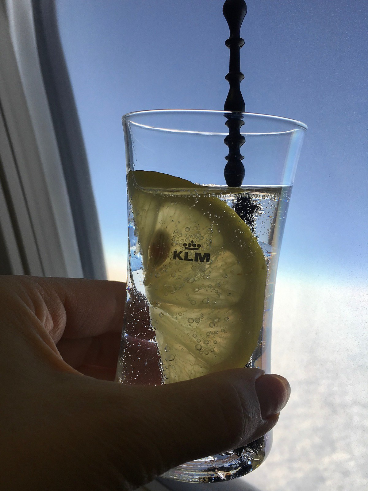 KLM business