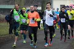 Do nového roku v Brně vběhlo více jak 170 běžců