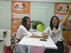 Games at Huawei office during Mid-Autumn moon festival 4