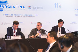 EIF High-Level Dialogue: Investing in Trade in the LDCs, 9 December 2017
