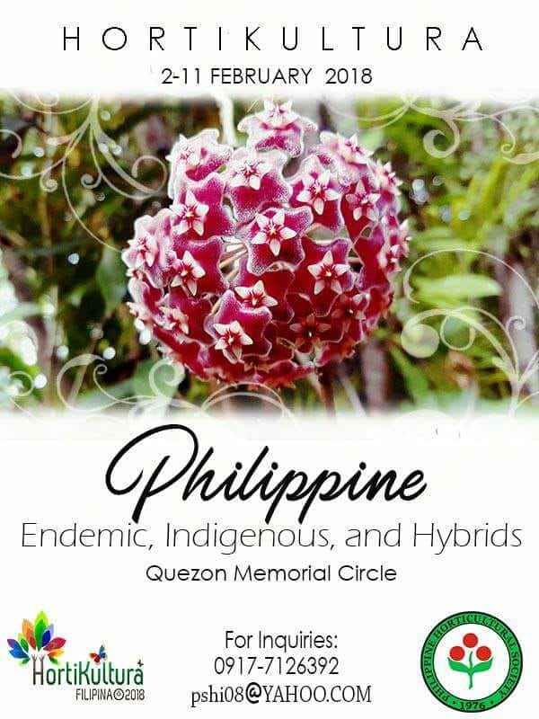 HortiKultura Filipina 2018 Event Invite